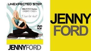 My Very First Step Aerobics Workout Called Unexpected Step