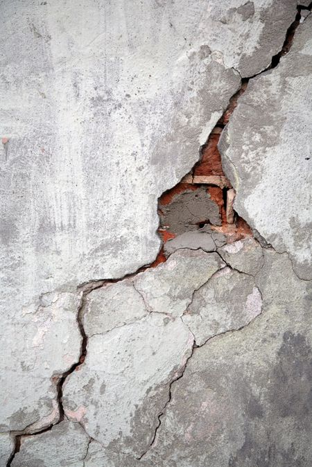 Image result for cracks wall