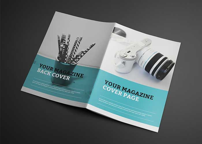 33 Best Free Magazine Mockup Templates In Psd To Download Magazine Mockup Psd Magazine Mockup Magazine Mockup Free