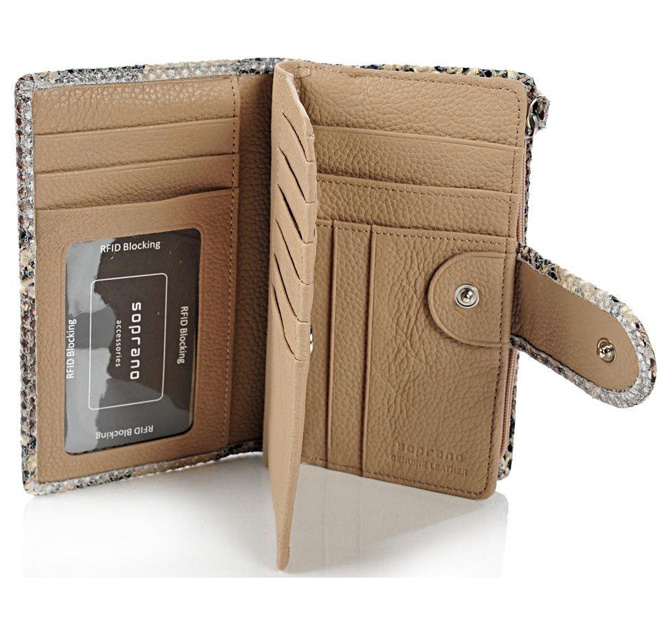 Image result for Soprano medium wallet