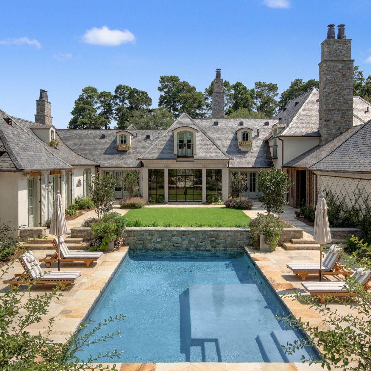 Jack Arnold Dream Home Plan Home Design House Plans Dream House Plans How To Plan