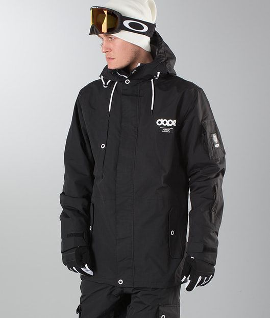 e0770db15eb9 Dope Adept Snow Jacket