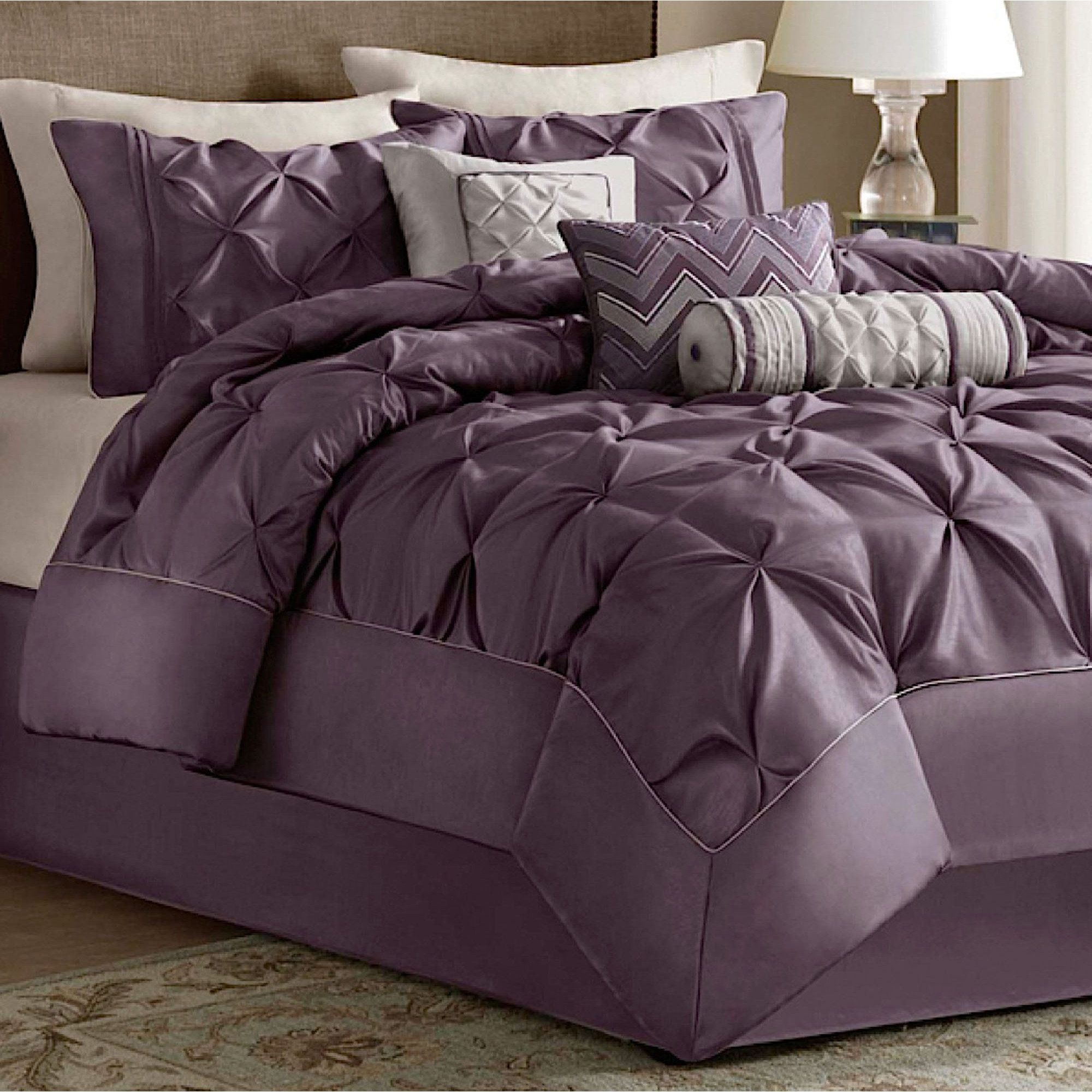 co quilt bed sheets aetherair main plum asli