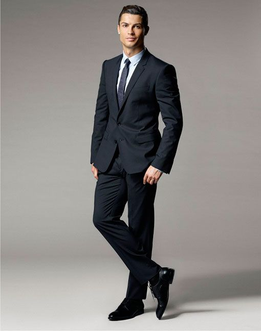 Cristiano Ronaldo, los tipos duros también bailan