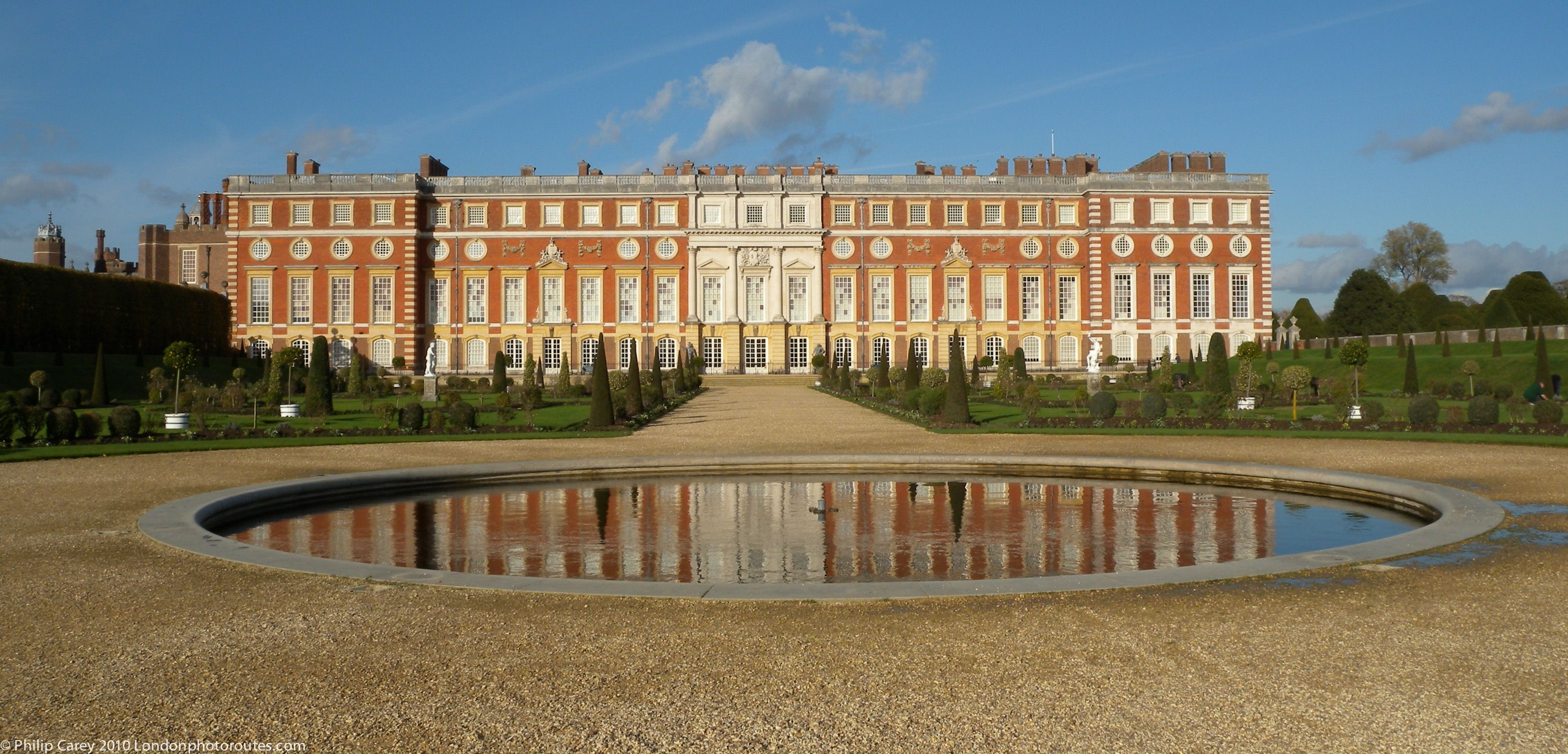 Pin by Meg B on England Here We Come! Hampton court