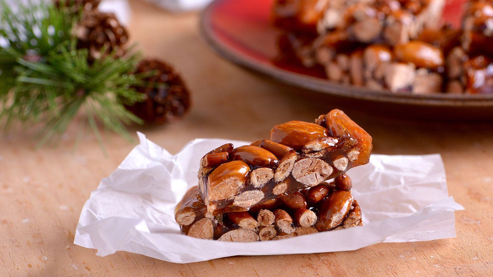 Postres Caseros De Navidad Postres Caseros Receta De Caramelo Receta De Turrón