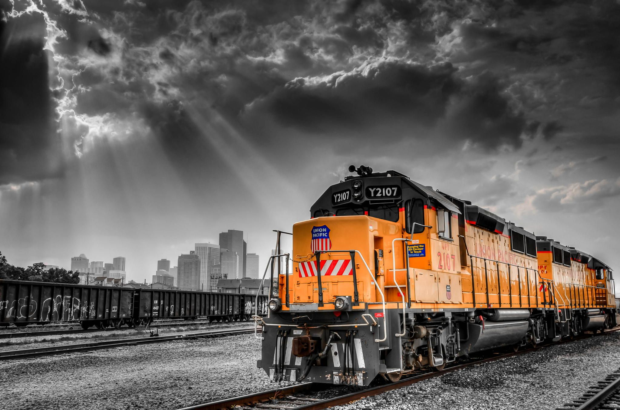 Light-rail by Brian Rogers on 500px