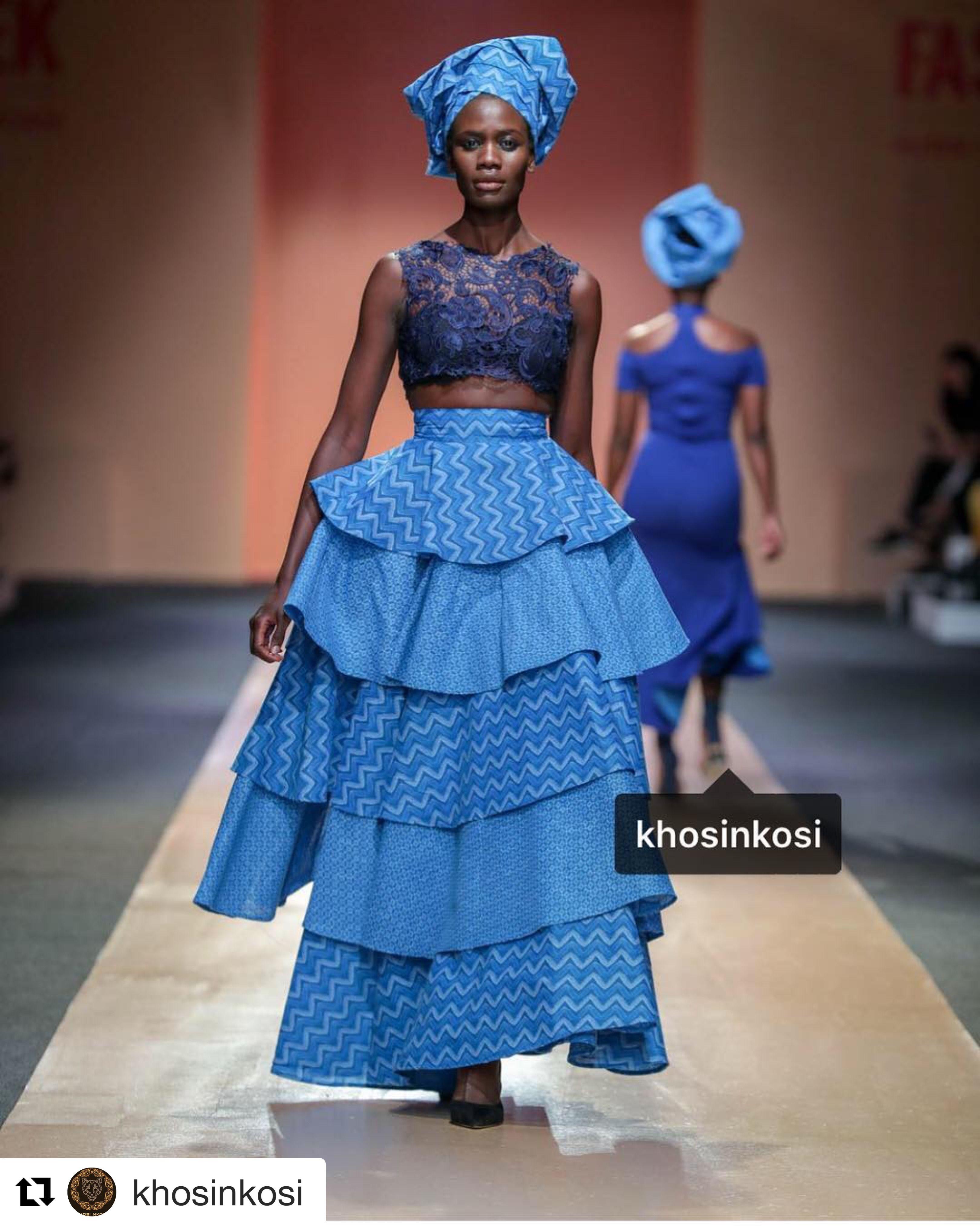 khosi nkosi seshweshwe dress