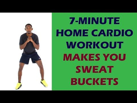 7minute cardio workout you can do in your living room