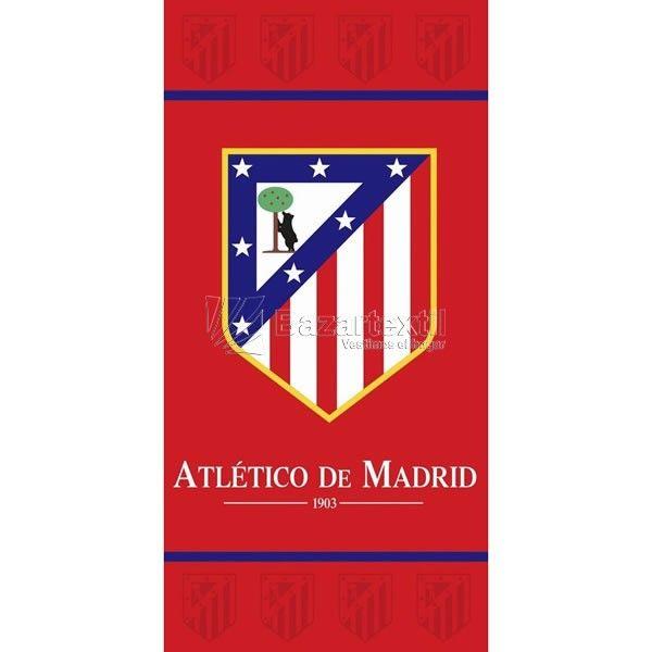 Toalla de Playa ATM 01 Atlético de Madrid - Bazartextil.com ... 75d1c8f1f168f