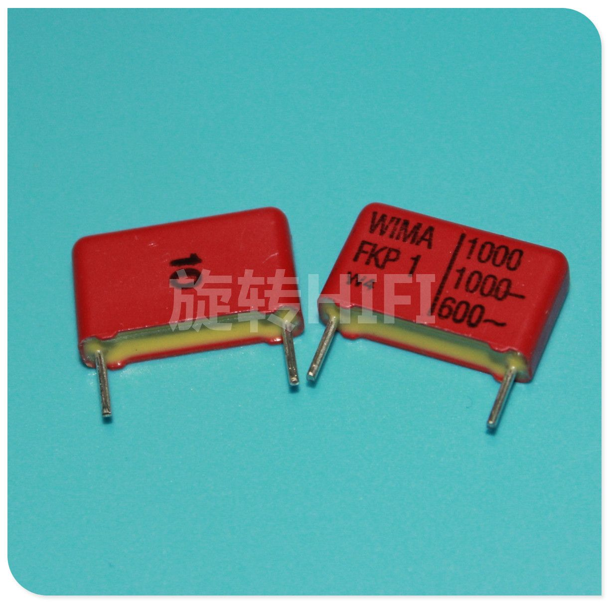 20pcs Wima Fkp1 1000pf 1nf 102 1000v New For Audio Coupling How To Place A Capacitor In Circuit P15 Free Shipping