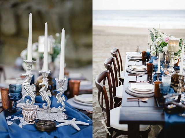 Of The Sea Styled Shoot by Debby Boh Events and Damaris Mia Photography