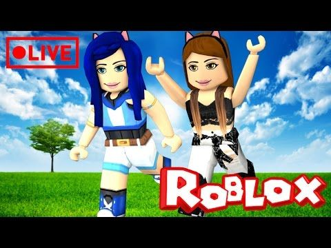 Roblox Livestream W Itsfunneh Youtube