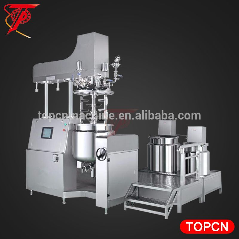 100L stainless steel mixing equipment high shear vacuum mixer