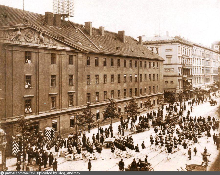 Friedrichstraße Kazerne (mit Bildern) Friedrichstraße