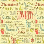 Summer Sweets Fabric