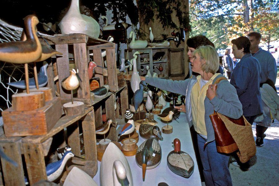 Crafts Fair Weekend In Northwest Arkansas Spawns A Shopping