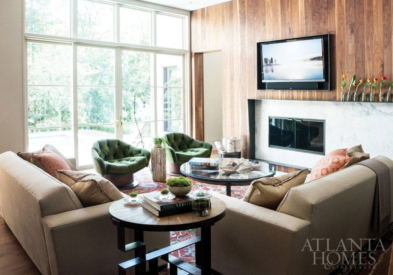 Design by Edward Belding | Photography by Erica George Dines | Atlanta Homes & Lifestyles |