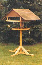 Vogelfutterhaus Bauanleitung Und Materialliste Bei Henkelhaus De