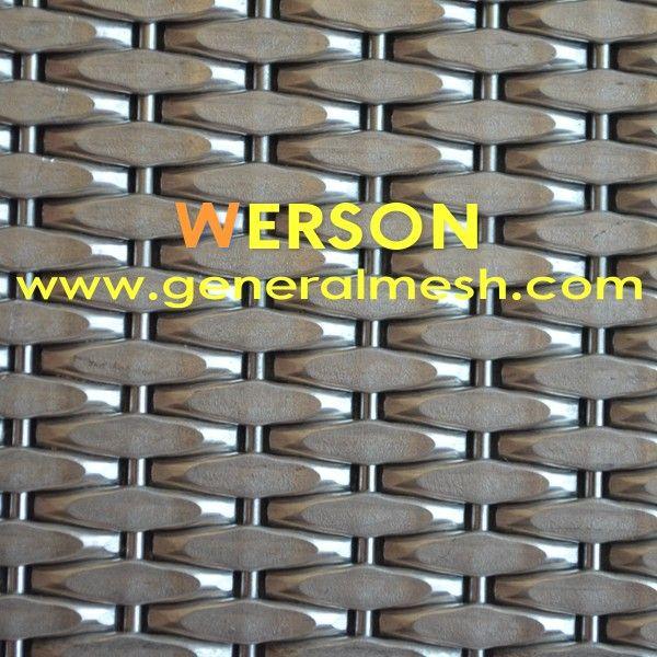 Reti Metalliche Architettura.Generalmesh Tendaggi Reti E Tele Metalliche Per L