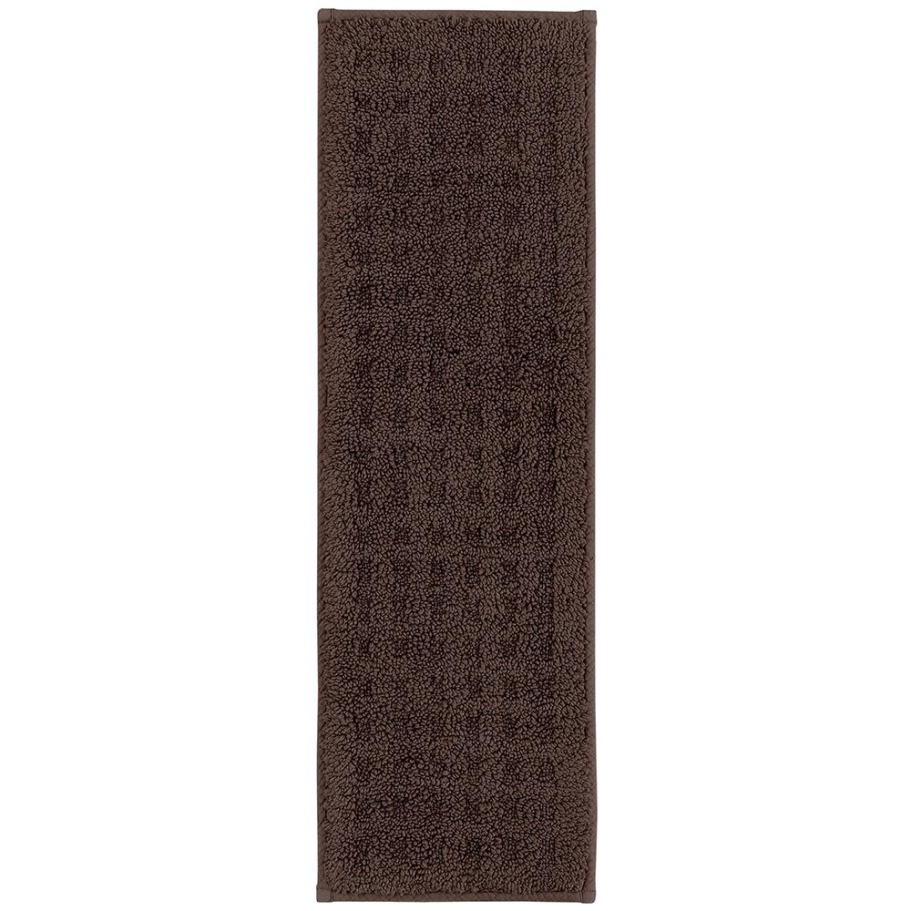 Best Mohawk Home Vista Indoor Stair Tread Covers In Chocolate 9 400 x 300