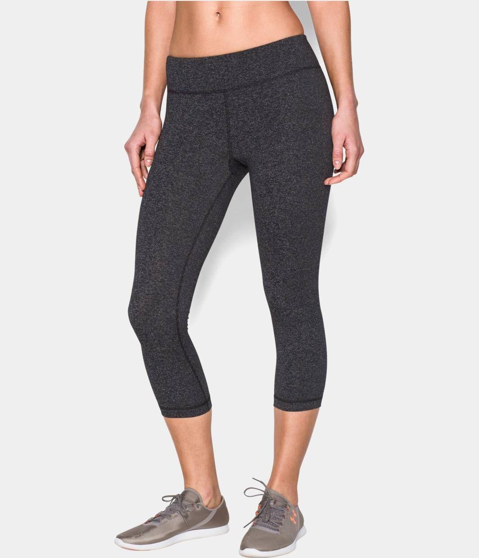 Under Armour Fly By Printed Damen Capri Tight Leggings Sport Tights 1297934 Neu Women's Clothing Pants