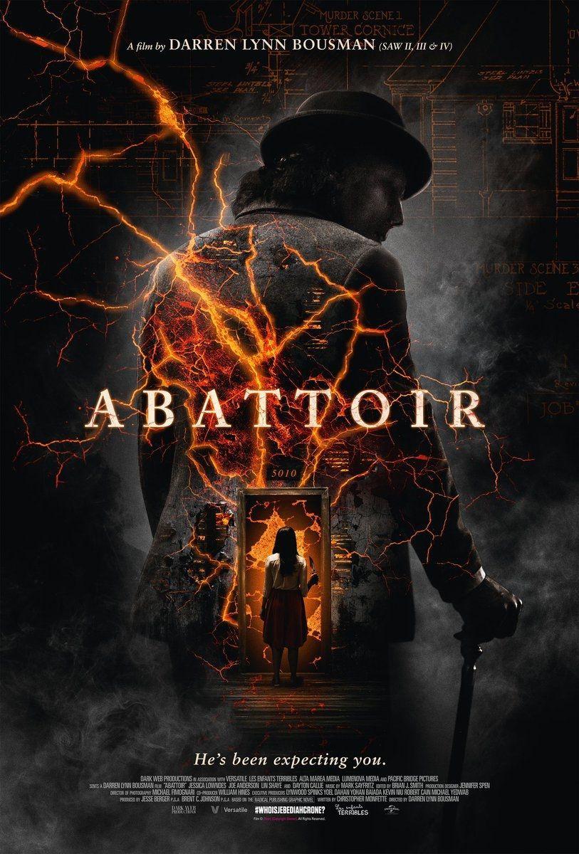 Abattoir Filmes Poster Shows