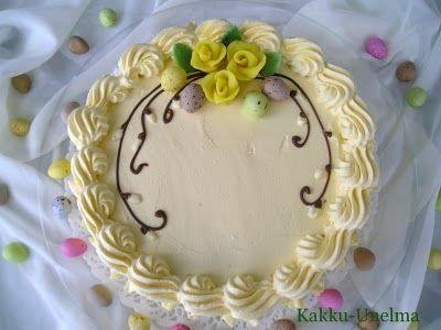 Kakku-Unelma: Pääsiäiskakku