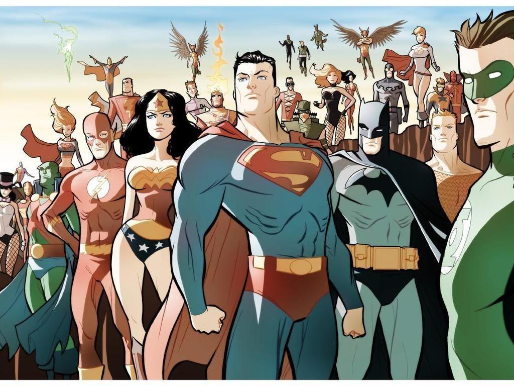 green lantern, batman, dc comics, superman, superheroes, wonder woman, black canary, supergirl, green arrow, aquaman, the flash, martian manhunter, hawkman