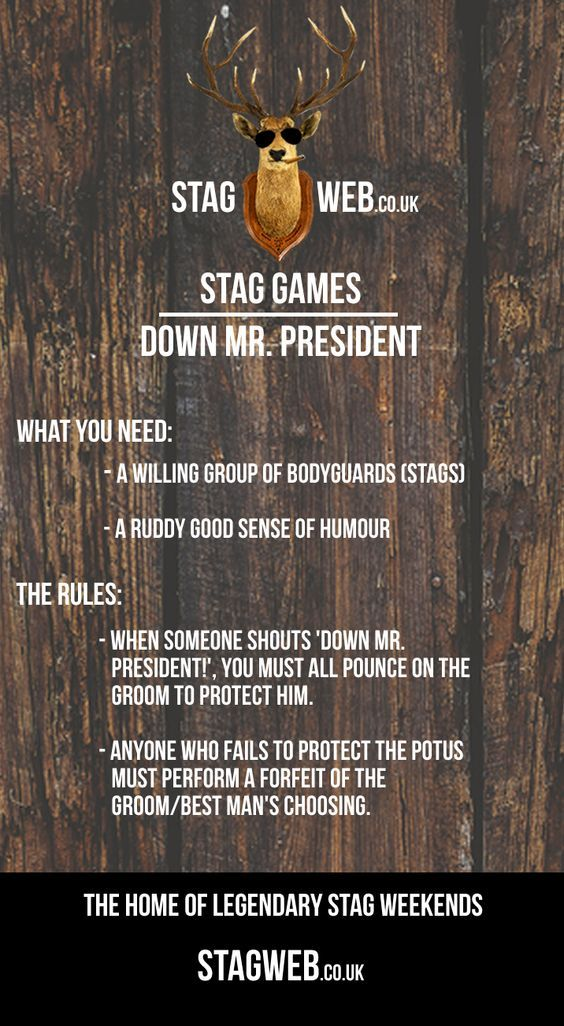 stag night 2 game