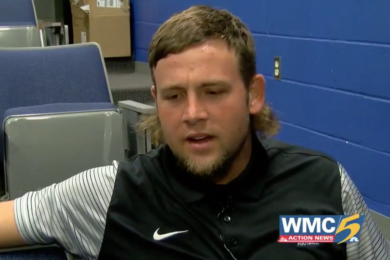 Memphis Linebacker Says His Mullet Is A Lifestyle Not A Haircut All Sports Games And Sports Hd Streaming Channels With Sportsbook Pro Sports Sports Betting