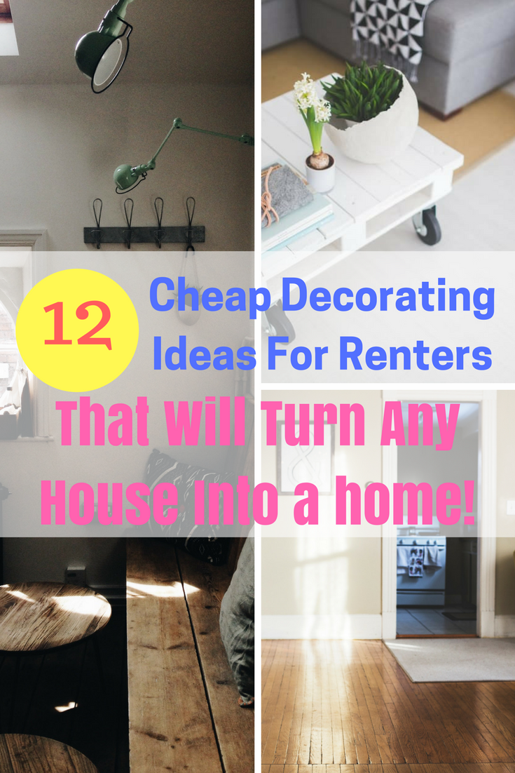 12 Brilliant Low Cost Home Decor Ideas Diy On A Budget Living Room