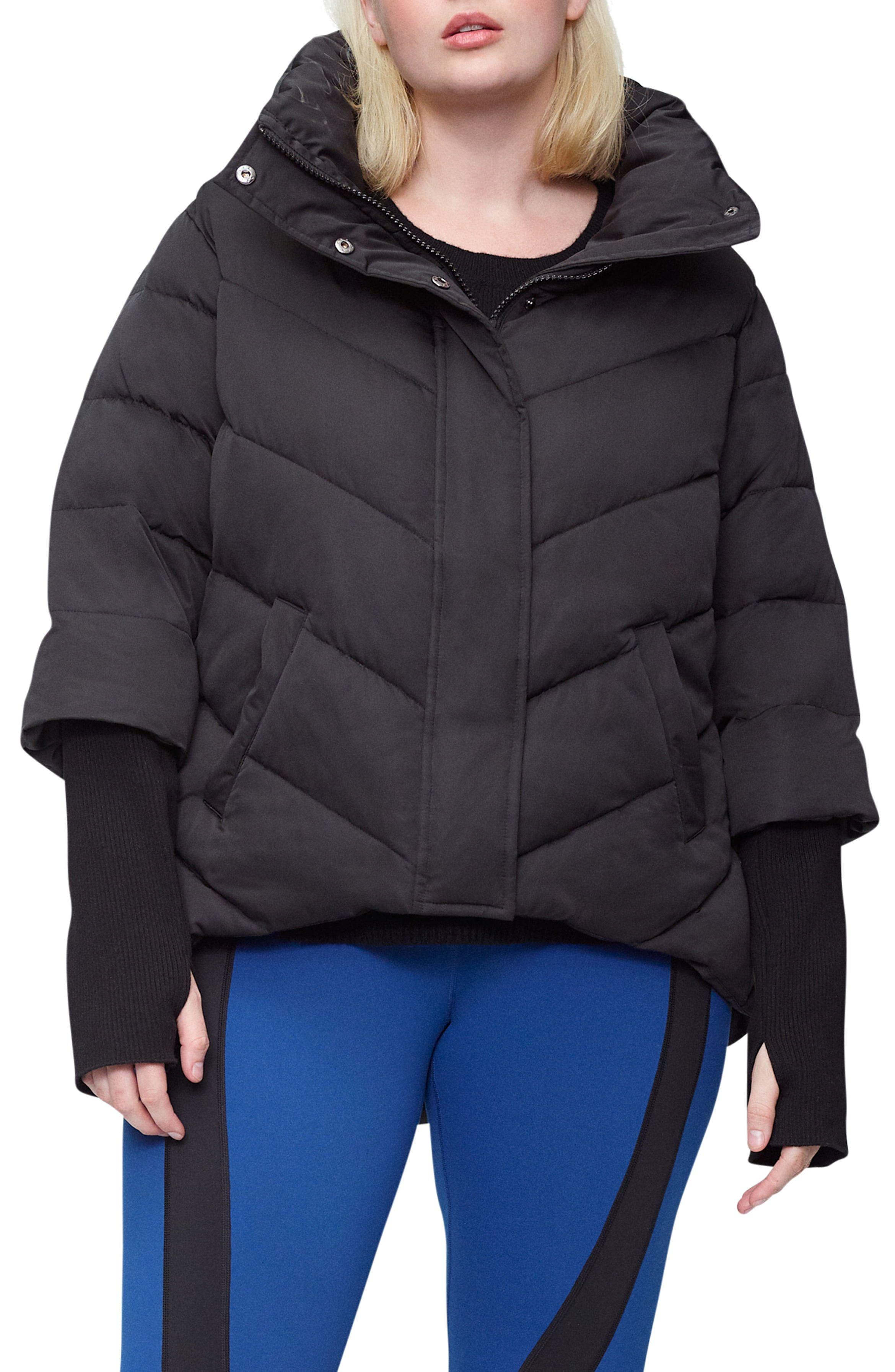 Universal Standard Tinos Short Puffer Jacket Regular Plus Size Nordstrom Short Puffer Jacket Puffer Jackets Puffer [ 3588 x 2340 Pixel ]