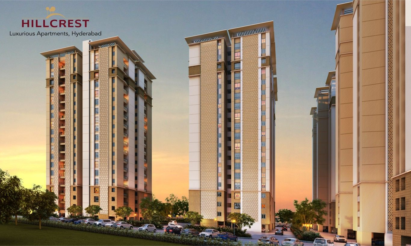 Our Commitment To Luxury Is Taking A New Shape Hillcrest 2 3 4 Bhk Lifestyle Apartments Gachobowli Hyder Hyderabad Interactive Design Freelance Web Design