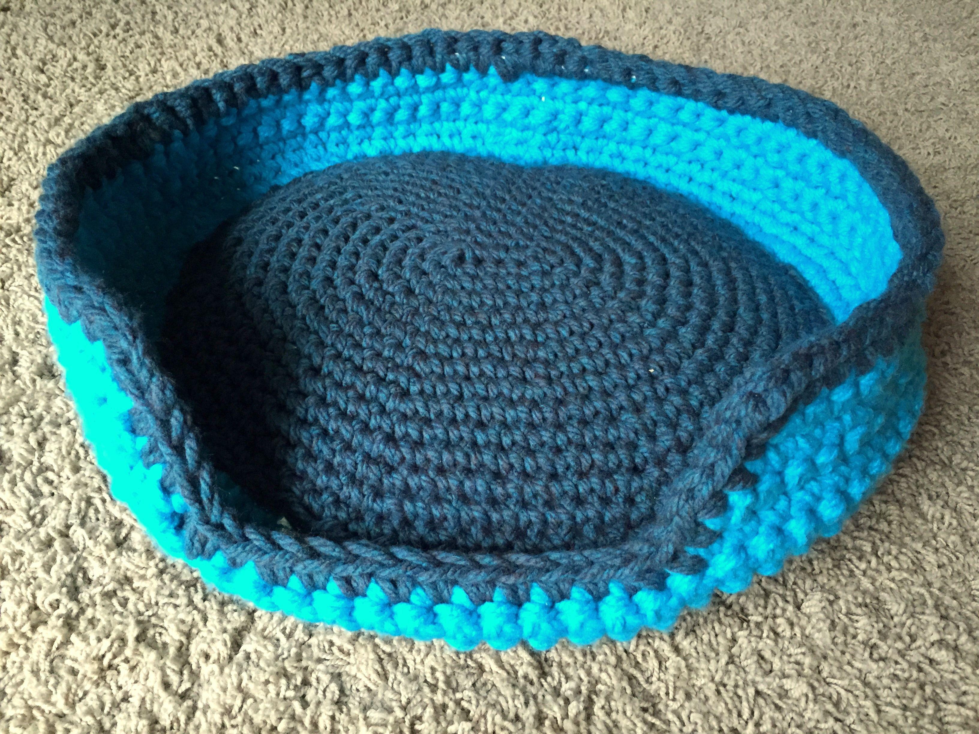 New Pattern – Sturdy & Comfy Cat Bed | Katzenbett, Hundebett und ...