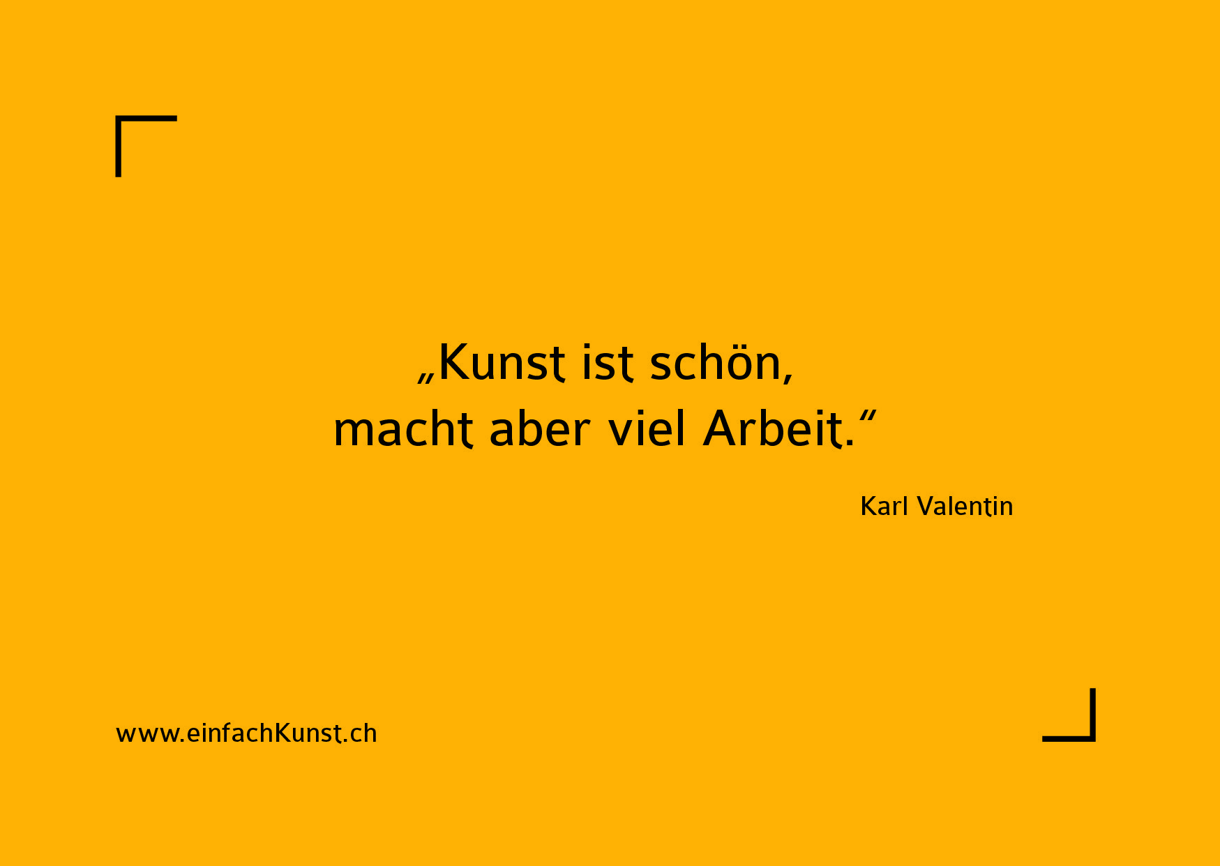 Zitat Karl Valentin Wwweinfachkunstch Art Basel