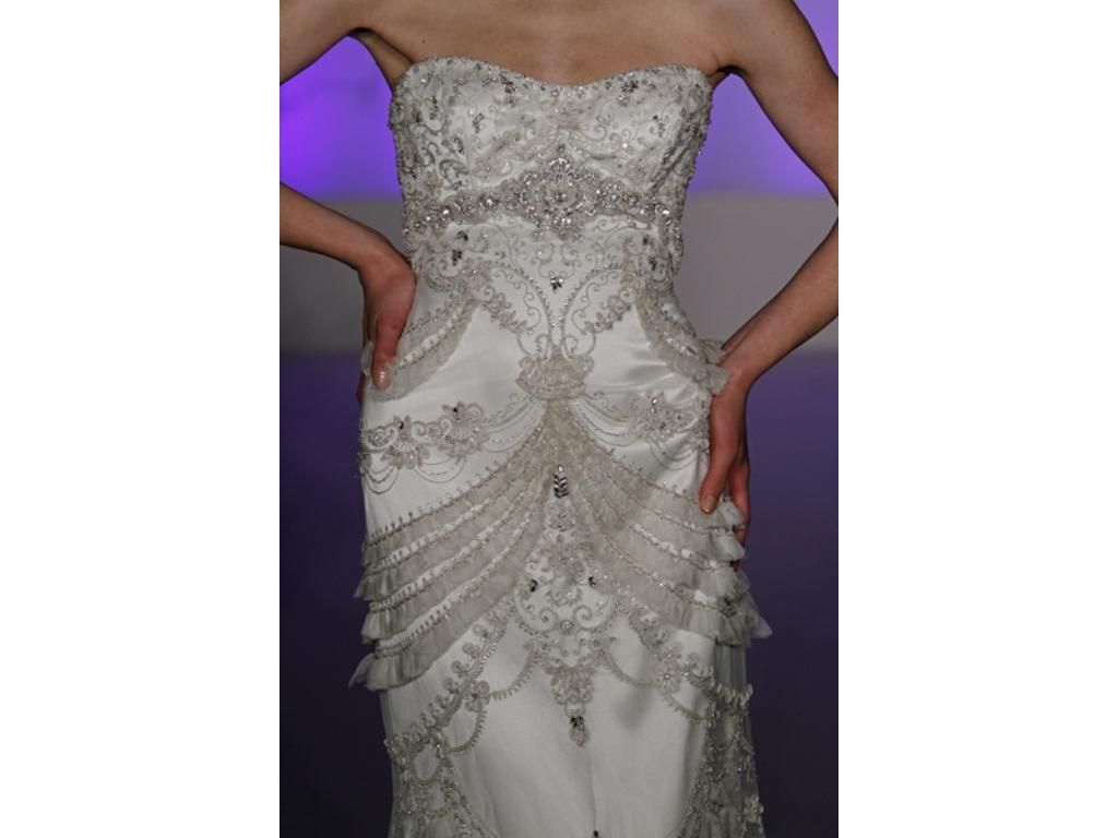 Lazaro 3059 Size 12   Wedding Dresses