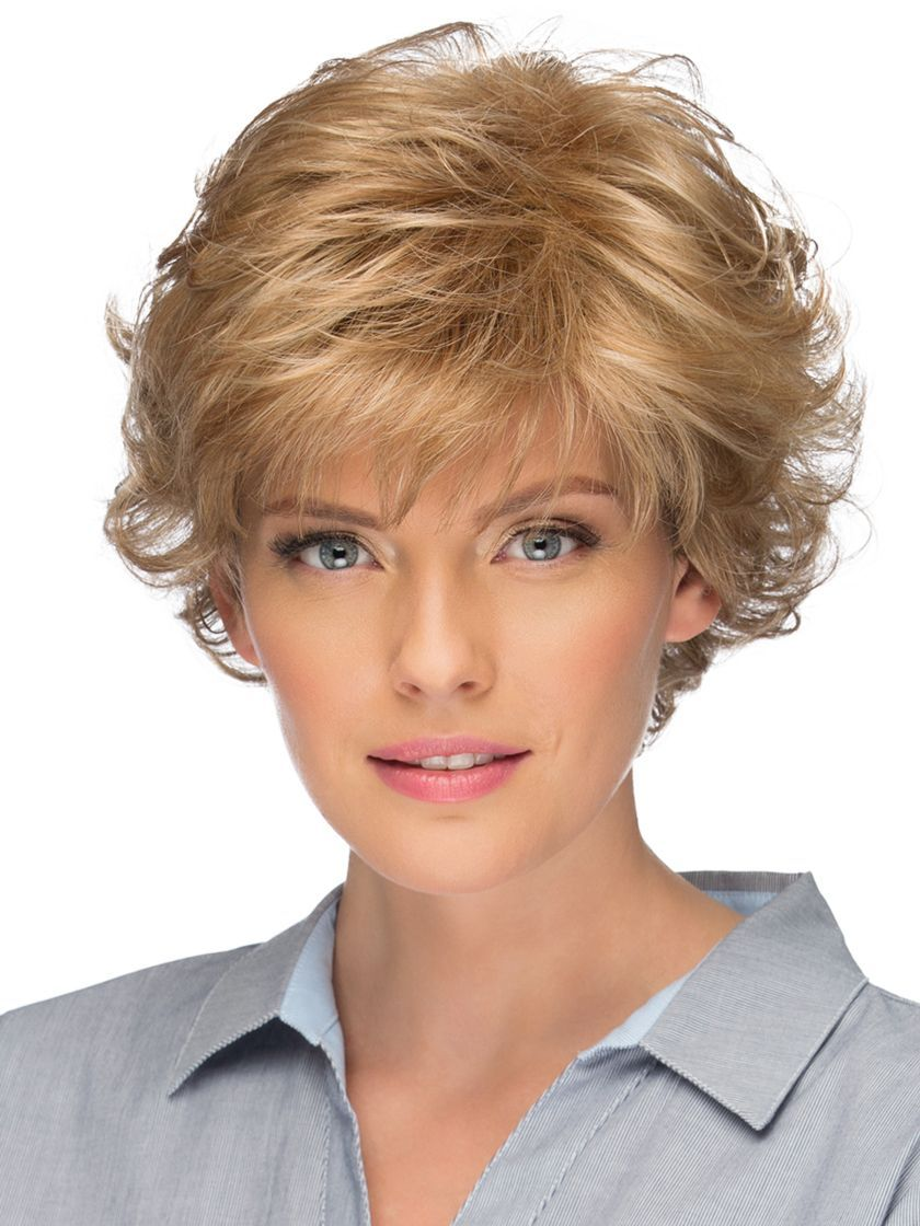 Estetica Mandy Synthetic Wig Caramel Kiss Golden Brown With Light