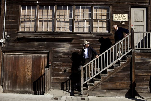 Recalling Steinbeck S Doc In Monterey Cannery Row California Essay