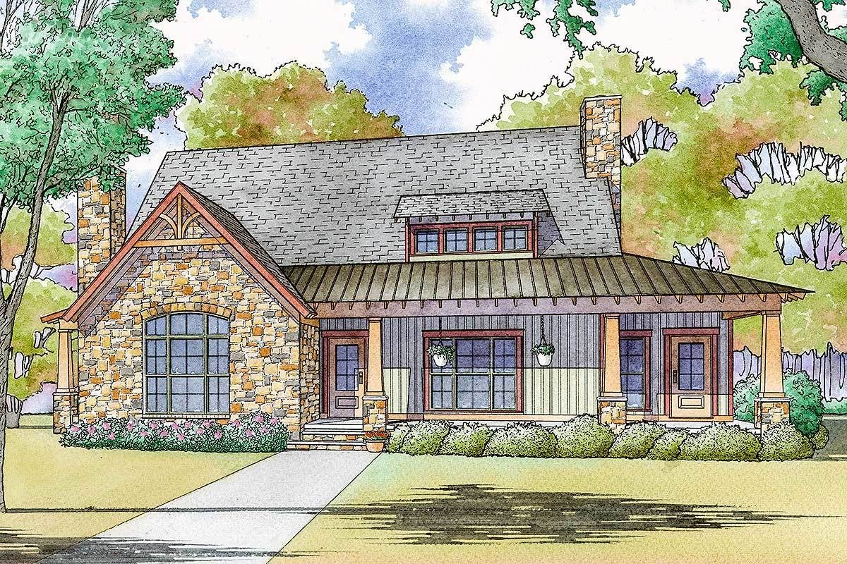 house rustic country - Rustic Country House Plans