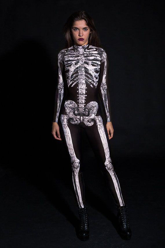 Latex full body female suit