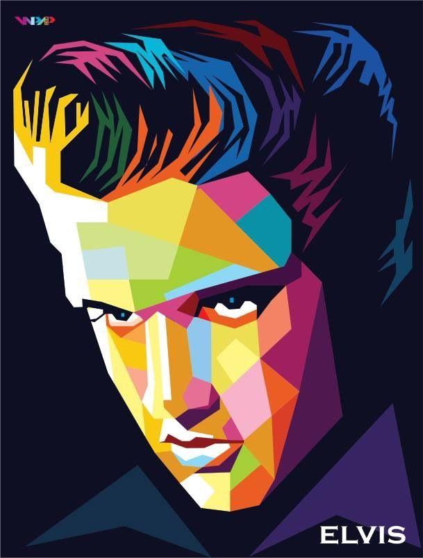 Elvis presley paintings pinterest spr che zitate vorlagen und malerei - Vorlagen malerei ...