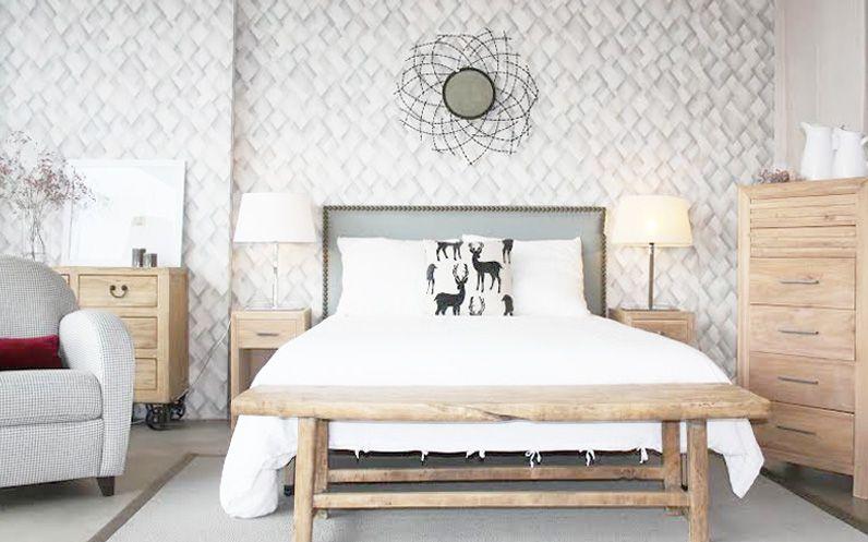 Coleccion Dormitorios tapizados. EL GLOBO MUEBLES | Ambientes El ...