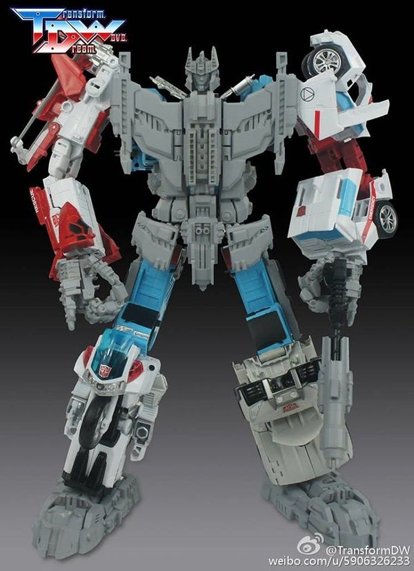 Tdw Combiner Wars Defensor Upgrade Kit Prototype Images Enewsicom