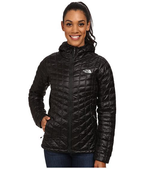 The North Face ThermoBall™ Hoodie | Black north face jacket