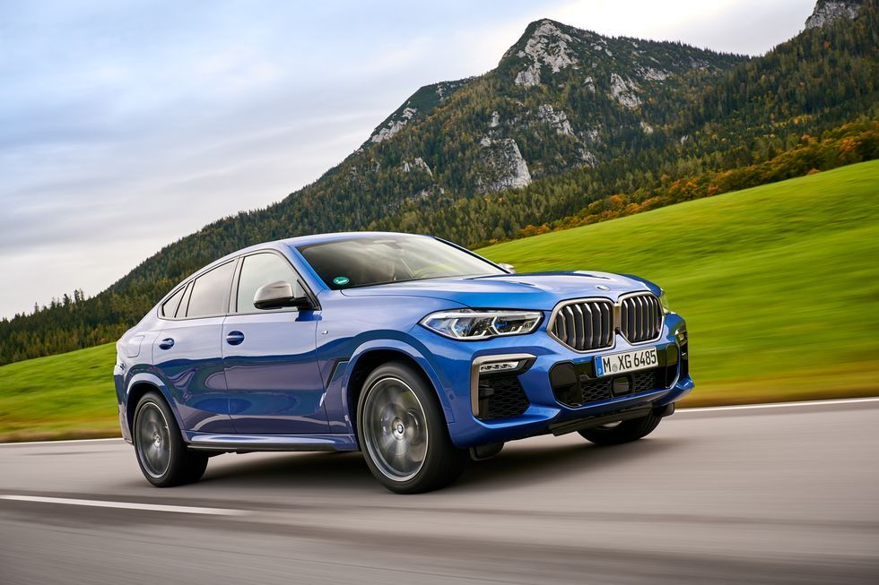 View Photos Of The 2020 Bmw X6 M50i Bmw Bmw X6 New Bmw