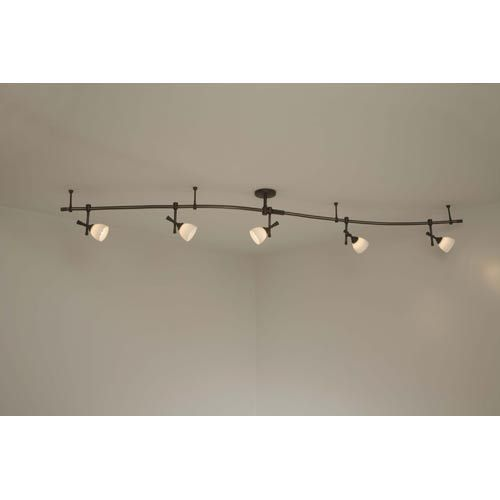 Five Light Track Kit Home Improvement Minka Lavery Monorail Packages Lighting Rx 250