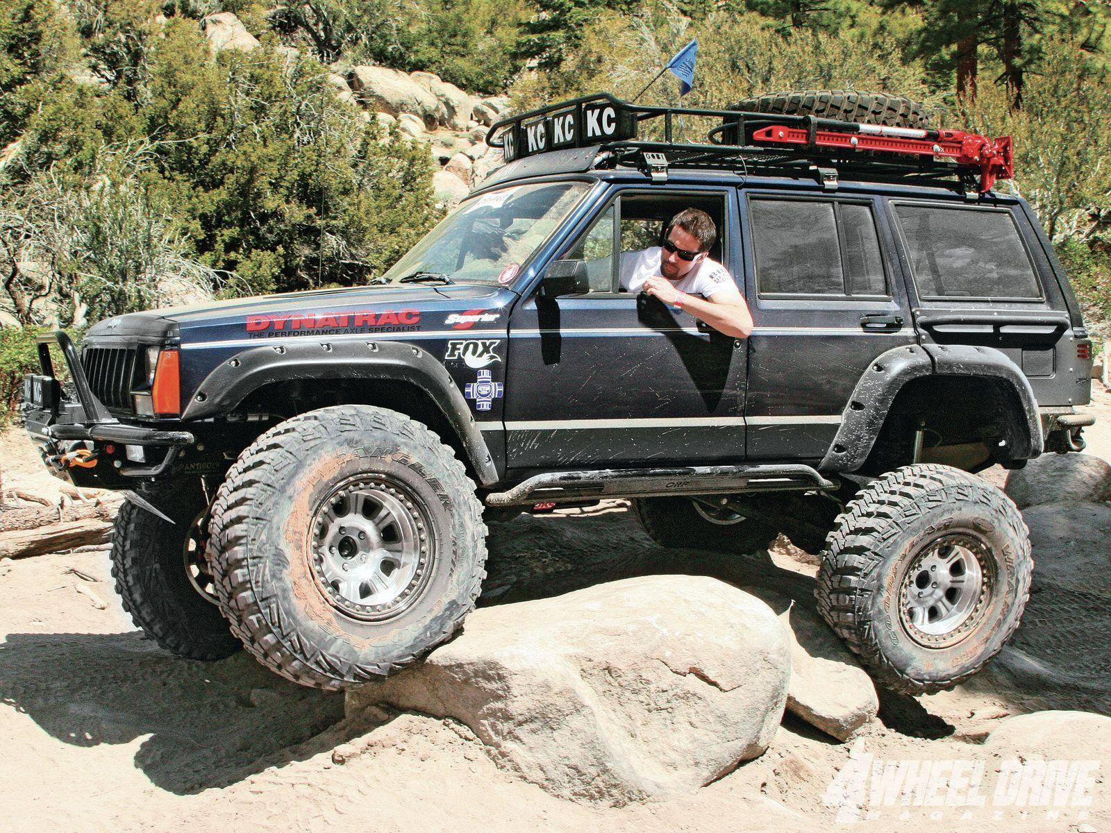 1996 Jeep Cherokee Xj Raceline Aluminum Beadlock Wheels Autos