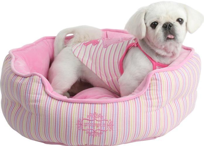 Accesorios Para Perritas Cama Pet Beds Doggie Style Plastic Laundry Basket