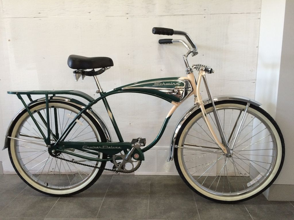 212d9cef06b 1997 Schwinn Cruiser Deluxe | Bicycles | Vintage bikes, Bicycle
